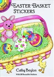 Easter Basket Stickers (Dover Little Activity Books Stickers) - Beylon, Cathy