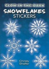 Glow-In-The-Dark Snowflakes Stickers (Dover Little Activity Books Stickers) - Shaffer, Christy