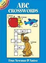 ABC Crosswords ABC Crosswords (Dover Little Activity Books) - Newman-DAmico, Fran