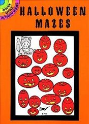 Halloween Mazes (Dover Little Activity Books) - Ross, Suzanne
