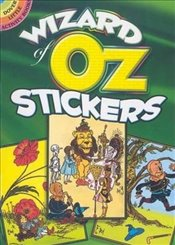 Wizard of Oz Stickers (Dover Little Activity Books Stickers) - Menten, Ted