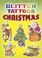 Glitter Tattoos Christmas (Dover Tattoos) - Beylon, Cathy