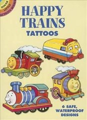 Happy Trains Tattoos (Dover Tattoos) - Beylon, Cathy