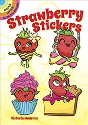 Strawberry Stickers (Dover Little Activity Books) - Maderna, Victoria