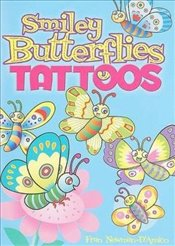 Smiley Butterflies Tattoos (Dover Tattoos) - Newman-DAmico, Fran