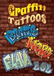 Graffiti Tattoos (Dover Little Activity Books) - Elder, Jeremy