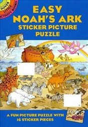 Easy Noahs Ark Sticker Pic Puzzle (Dover Little Activity Books) - Beylon, Cathy