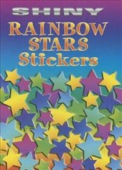 Shiny Rainbow Stars Stickers (Dover Little Activity Books Stickers) -