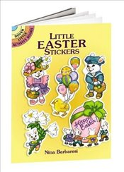 Little Easter Stickers (Dover Little Activity Books Stickers) - Barbaresi, Nina