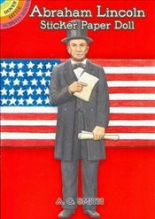 Abraham Lincoln Sticker Paper Doll (Dover Little Activity Books Paper Dolls) -