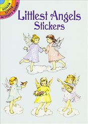 Littlest Angels Stickers (Dover Little Activity Books Stickers) - OBrien, Joan