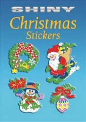 Shiny Christmas Stickers (Dover Little Activity Books Stickers) - Barbaresi, Nina