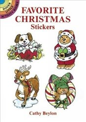 Favourite Christmas Stickers (Dover Little Activity Books Stickers) - Beylon, Cathy