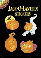 Jack-o-Lantern Stickers (Dover Little Activity Books Stickers) - Beylon,