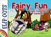 FLIP OUTS -- Fairy Fun: Color Your Own Cartoon! - Pereira, Diego