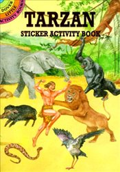 Tarzan Sticker Activity Book (Dover Little Activity Books) - Petruccio,