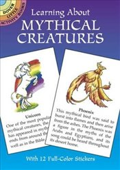 Learning about Mythical Creatures (Dover Little Activity Books) - Shaffer, Christy