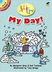 AddUps My Day! (Dover Little Activity Books) - Tuchman,