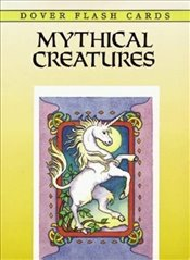 Mythical Creatures Flash Cards (Dover Little Activity Books) - Noble, Marty