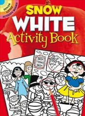 Snow White Activity Book (Dover Little Activity Books) - Shaw-Russell, Susan