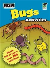 Bugs Activities (Dover Little Activity Books) -