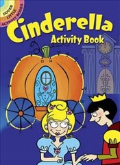 Cinderella Activity Book (Dover Little Activity Books) - Shaw-Russell, Susan