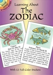 Learning about the Zodiac (Dover Little Activity Books) - Stewart, Pat