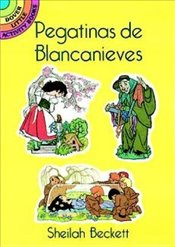Pegatinas De Blancanieves (Snow White Stickers in Spanish) (Dover Little Activity Books) - Beckett, Sheilah