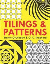 Tilings and Patterns (Dover Books on Mathematics) - Grunbaum, Branko