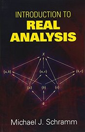 Introduction to Real Analysis (Dover Books on Mathematics) - Schramm, Michael J
