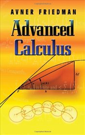 Advanced Calculus (Dover Books on Mathematics) - Friedman, Avner