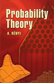 Probability Theory (Dover Books on Mathematics) - Renyi, A.