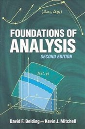 Foundations of Analysis (Dover Books on Mathematics) - Belding, David F