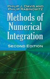 Methods of Numerical Integration (Dover Books on Mathematics) - Rabinowitz, Philip