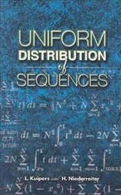 Uniform Distribution of Sequences (Dover Books on Mathematics) - Kuipers, L