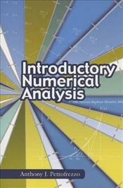 Introductory Numerical Analysis (Dover Books on Mathematics) - Pettofrezzo, Anthony J