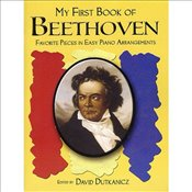 My First Book Of Beethoven: Favorite Pieces In Easy Piano Arrangements - Sheet Music -