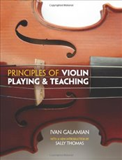 Ivan Galamian: Principles Of Violin Playing And Teaching (Dover Books on Music) - Galamian, Ivan