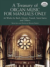 Treasury Of Organ Music For Manuals Only - Various,