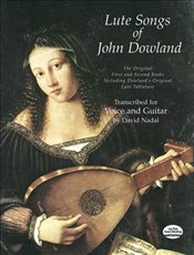 Lute Songs of John Dowland - Dowland, John