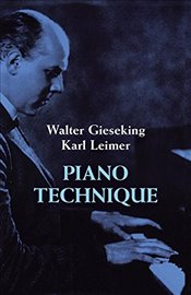 Walter Gieseking And Karl Leimer Piano Technique Pf (Dover Books on Music) - Various,