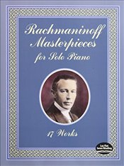 Rachmaninoff Serge Masterpieces For Solo Piano Bk - Various,