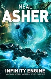 Infinity Engine (Transformation) - Asher, Neal