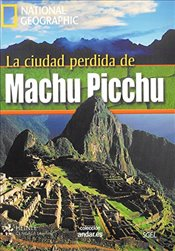 Andar.Es : National Geographic : Ciud Mach Picchu + CD   - Geographic, National