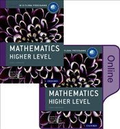 IB Mathematics Higher Level Print and Online Course Book Pack : Oxford IB Diploma Programme - Harcet, Josip