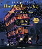 Harry Potter and the Prisoner of Azkaban : Illustrated Edition   - Rowling, J. K.