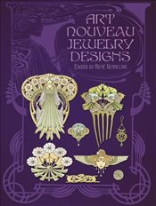 Art Nouveau Jewelry Designs (Dover Pictorial Archive) - Beauclair, Rene