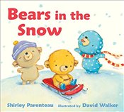 Bears in the Snow (Bears on Chairs) - Parenteau, Shirley