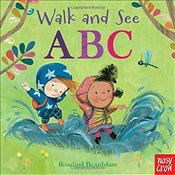 Walk and See : ABC - Crow, Nosy