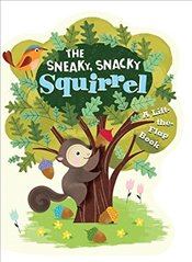 Sneaky, Snacky Squirrel -